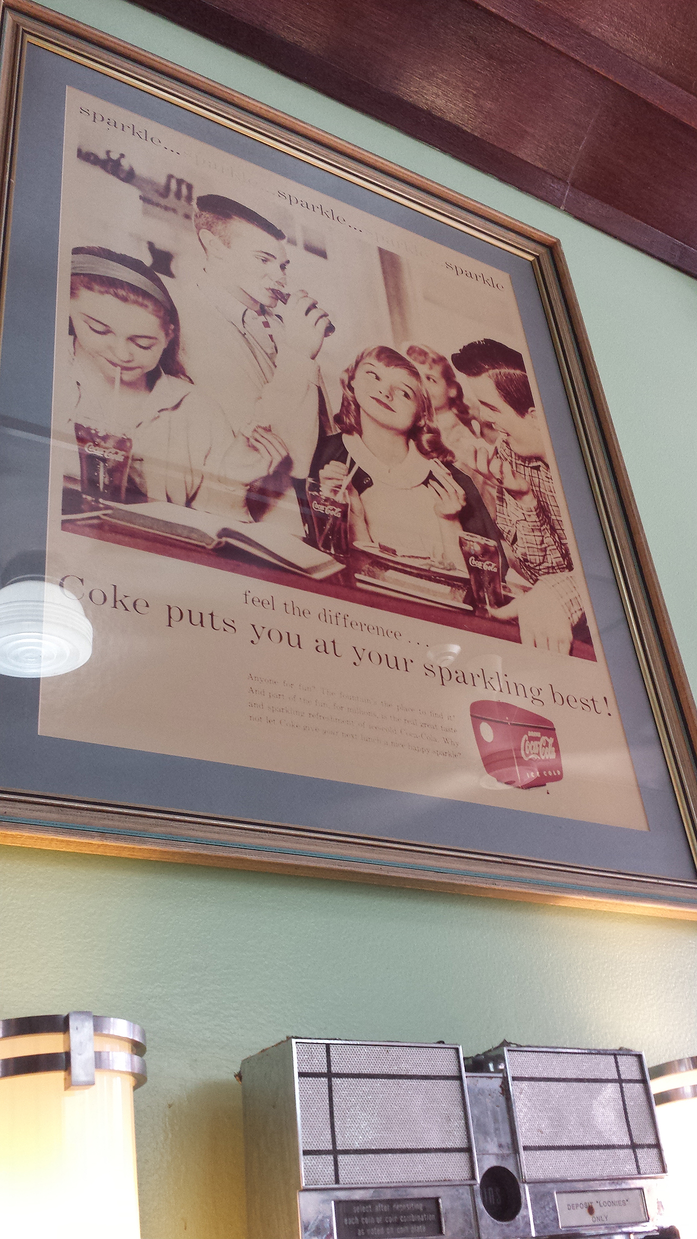 galaxie diner posters